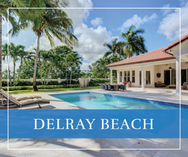 Delray Beach, Florida Real Estate and Homes