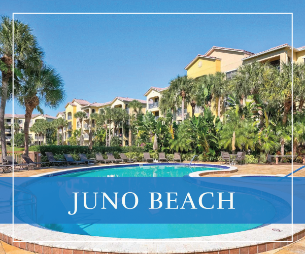 Juno Beach, Florida Real Estate and Homes