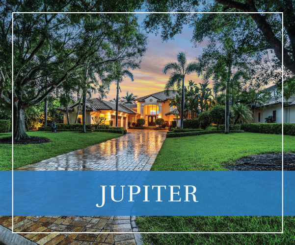 Jupiter, Florida Real Estate and Homes