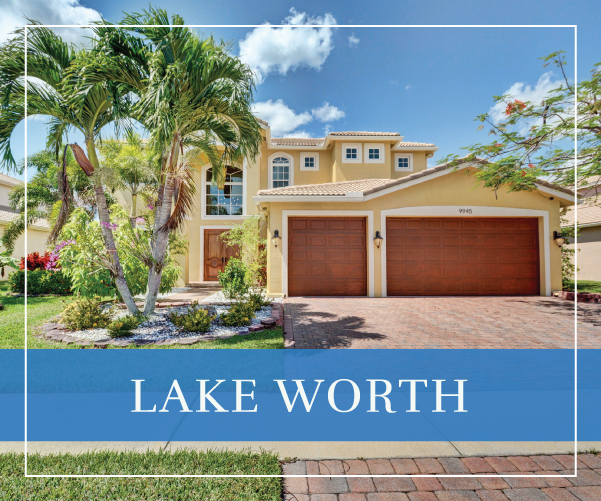 Lake Worth, Florida Real Estate and Homes