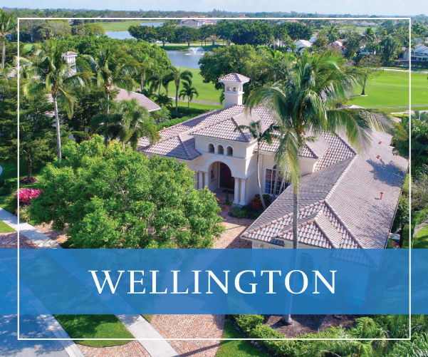Wellington, Florida Real Estate and Homes