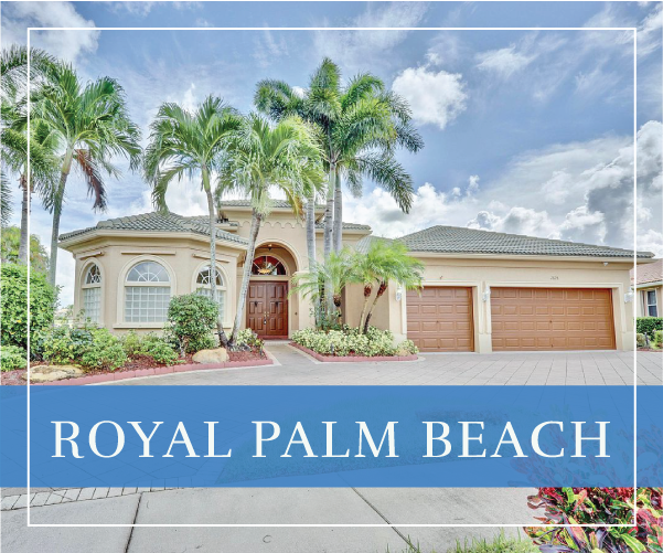 Royal Palm Beach, Florida Real Estate and Homes